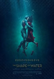 The Shape of Water poster